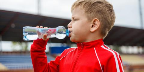 Why Kids Should Drink Water Instead of Sports Drinks, Lexington-Fayette Central, Kentucky