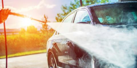 5 Reasons to Visit the Local Car Wash Regularly, Lexington-Fayette Central, Kentucky