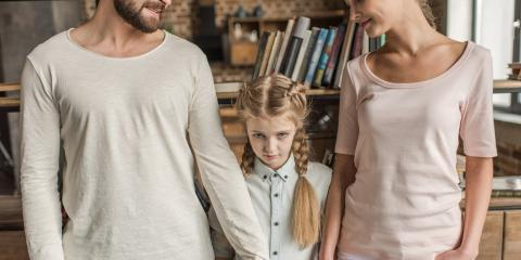 4 Tips for Telling Your Children You're Getting Divorced, Lexington, South Carolina