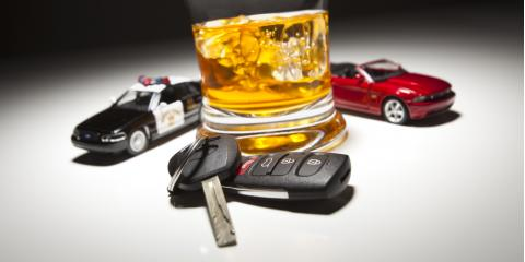 4 Steps to Take After Your First DUI, Lexington-Fayette Central, Kentucky