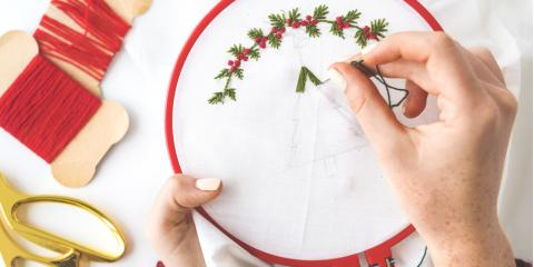 5 Types of Embroidery to Spruce up Any Fabric , Lexington-Fayette, Kentucky