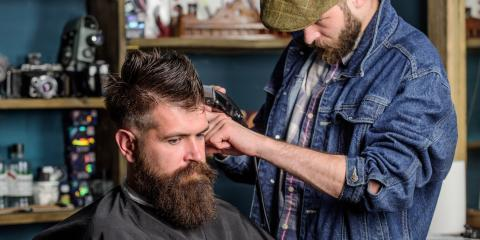 3 Early Signs of Hair Loss for Men, Lexington-Fayette Northeast, Kentucky