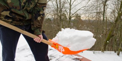 How to Care for Hardscaping During the Winter, Lexington-Fayette, Kentucky