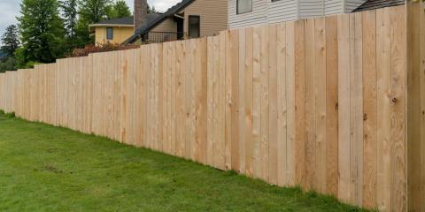 4 Advantages of Privacy Fences, Nicholasville, Kentucky