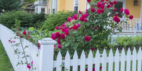 How a Low Fence Can Enhance Your Home, Nicholasville, Kentucky
