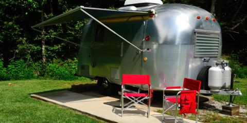How to Choose the Right Outdoor Awning for Your RV, Lexington-Fayette, Kentucky