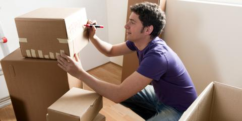 5 Packing Tips for Moving Into Your First Apartment, Lexington-Fayette, Kentucky
