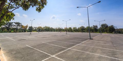 4 FAQ About the Life Expectancy of Asphalt Parking Lots, Shelbyville, Kentucky