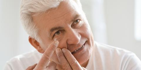 Can Seniors Wear Contact Lenses?, Lexington-Fayette, Kentucky