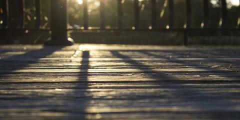 Why Lexington's Experts Recommend Deck Staining, Lexington-Fayette Central, Kentucky