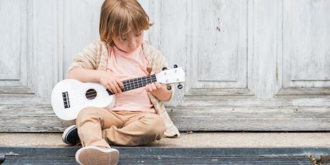 4 Benefits of Music for Child Development, Lexington-Fayette Northeast, Kentucky