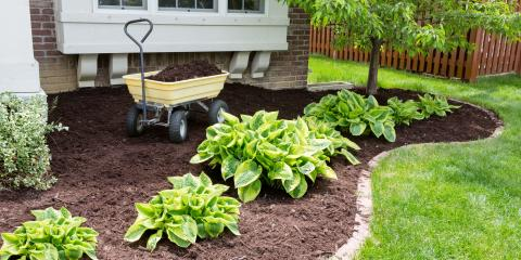 The Benefits of Mulch for the Garden, Nicholasville, Kentucky