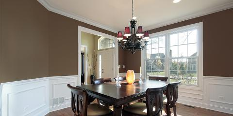 Tips for Choosing a Dining Room Table Light Fixture, Lexington-Fayette Northeast, Kentucky