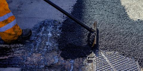 3 Reasons to Hire a Professional for Paving, Richmond, Kentucky