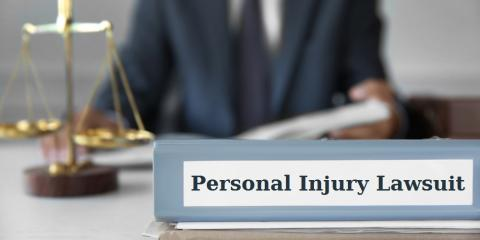 When Should I File a Personal Injury Claim?, Lexington-Fayette Central, Kentucky