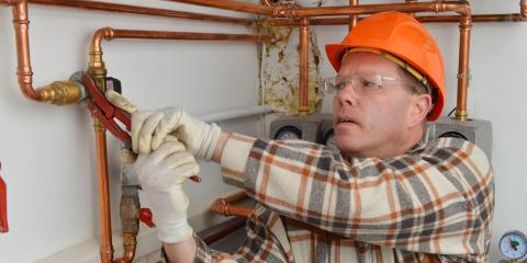 5 Reasons to Choose a Plumbing Contractor Who Knows Gas Services, Lexington-Fayette Central, Kentucky