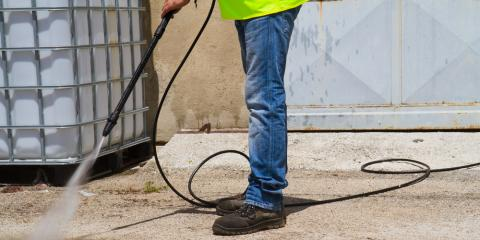 4 Environmental Benefits of Pressure Washing, Lexington-Fayette, Kentucky