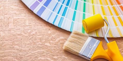Residential Painting Tips: Choosing an Exterior Color, Lexington-Fayette Central, Kentucky
