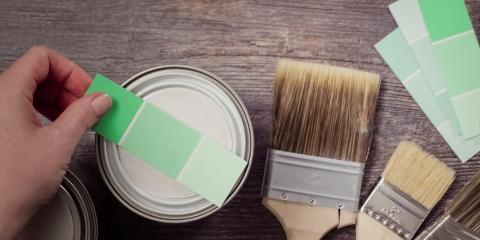 4 Common Mistakes When Choosing Residential Painting Colors, Lexington-Fayette Central, Kentucky