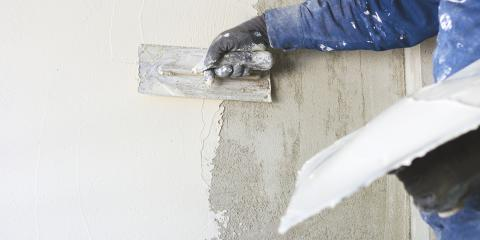 3 Common Problems With Plaster, Lexington-Fayette Southeast, Kentucky