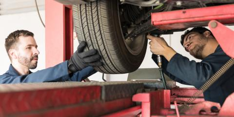 3 Reasons Not to Drive on Old Tires, ,