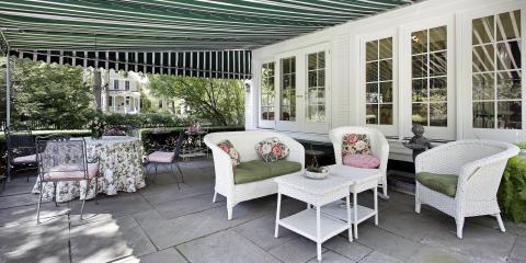3 Reasons to Install a Retractable Awning, Lexington-Fayette, Kentucky