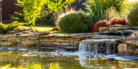 4 Exciting Types of Backyard Water Features , Lexington-Fayette Central, Kentucky