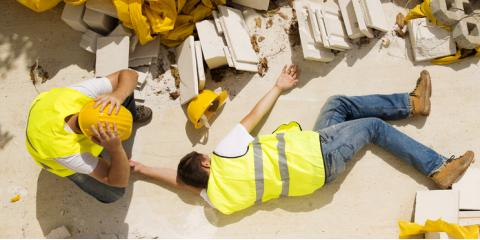 3 Steps to Take Following a Personal Injury at Work, Lexington-Fayette Central, Kentucky