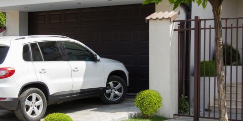 5 Signs You Need New Garage Door Springs, Welcome, North Carolina