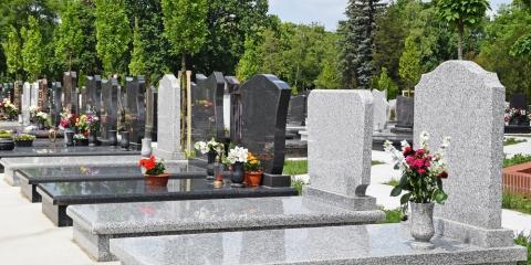The Top 3 Types of Headstone Materials, Lexington, North Carolina