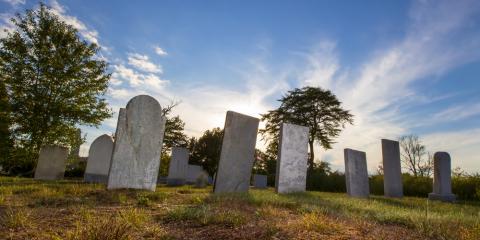 3 of the Most Popular Headstone Styles, Lexington, North Carolina