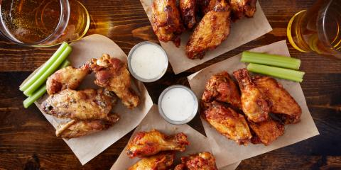 Which Sauce Should You Dip Your Wings In?, Lexington, North Carolina
