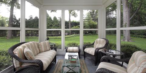 How to Decide Between a Sunroom & Screened Patio, Nicholasville, Kentucky