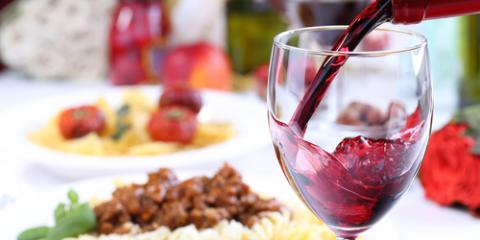 What Wine Should You Order With Your Pasta Dinner?, Lexington, North Carolina