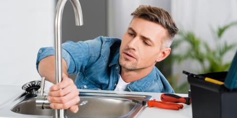 3 Common DIY Plumbing Repairs, Lexington-Fayette Central, Kentucky