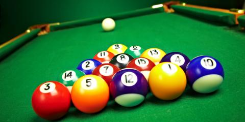 4 Common Types of Pool Table Damage, Lexington-Fayette Central, Kentucky