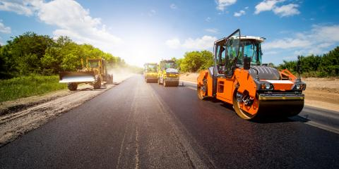 3 Tips to Protect Newly Paved Asphalt, Nicholasville, Kentucky