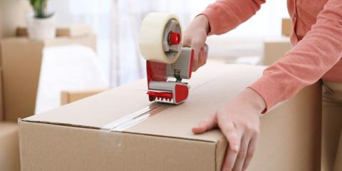 Top 5 Ways To Make Residential Moving Less Stressful, Lexington-Fayette Central, Kentucky