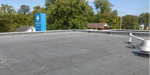 High Quality Types Of Commercial Roofing Systems, Lexington Fayette, Kentucky
