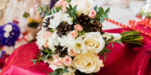 4 Stunning Winter Flower Arrangements, Lexington, South Carolina