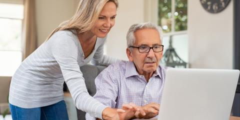 5 Tips for Setting Up a Senior Loved One With Technology, Lexington-Fayette, Kentucky