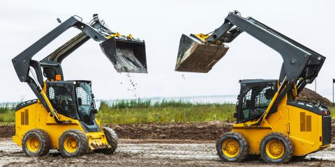 How to Operate a Skid Loader, Lexington-Fayette Central, Kentucky