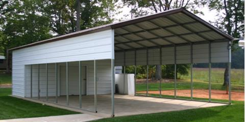 The 5 Biggest Benefits of Carports, Lexington, South Carolina