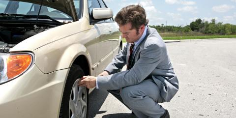 How to Change a Flat Tire, ,