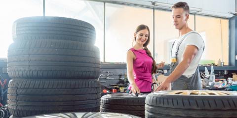 Why Should You Choose Kumho® Tires?, Lexington-Fayette, Kentucky