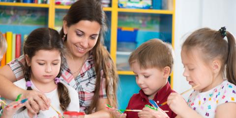 Top 5 Concepts Your Child Learns in Preschool, Lexington-Fayette, Kentucky