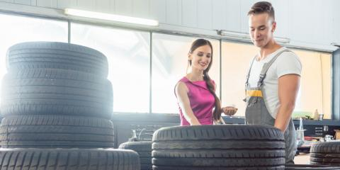 3 Benefits of Purchasing Used Tires, Lexington-Fayette, Kentucky