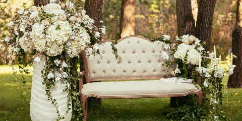 Top 3 Trendiest Color Schemes for 2017 Wedding Decorations, Lexington-Fayette, Kentucky