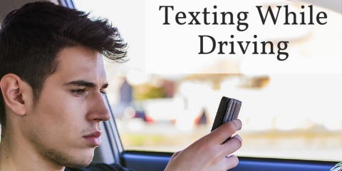 Hurt By A Texting Driver? The Personal Injury Attorneys at Wilson & McQueen, PLLC Can Help, London, Kentucky