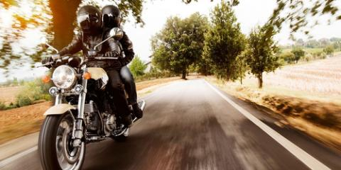 4 Benefits of Motorcycle Liability Insurance, Monroe, North Carolina